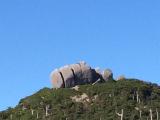 トーフ岩くっきり見えました