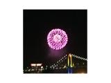 Fireworks over Odaiba