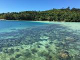 ガヤ島の海