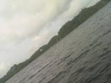 18時出発だったので最初明るくてカヤックを漕ぐのも安心できたのがよかったです。