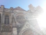 神々しい大聖堂