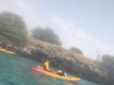 プアコ湾にて