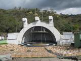 ハリウッドボウルです。6~9月にはコンサートが行われます。