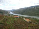 ドロウ川とワイン畑
