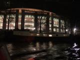 船の中から見たそれぞれの建物が綺麗でした。