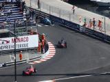 モナコのレース