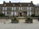 Our lunch stop at  Ferme de la Ranconniere
