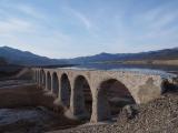 美しいタウシュベツ川橋梁