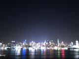ハミルトンパークからの夜景