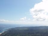 Beautiful views of Oahu (Waimea Bay)