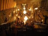 岩塩抗の一番のハイライト「聖キンガ礼拝堂」