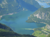 山頂からみたハルスタット