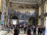 芸術作品と言えるポルト駅