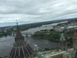 国会議事堂からの眺め