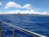 コバルトブルーの美しい海