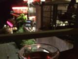 東方美人茶飲みながら九份の夜景楽しみました。