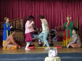 マレーシアで、バンブーダンス体験❤️