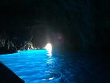 青の洞窟は感動です。