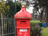 メルボルンの郵便ポスト