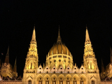 国会議事堂の夜景は素晴らしかったです!