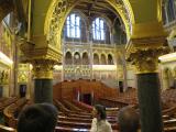 国会議事堂内部です。
