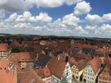 旧市庁舎の展望台からの眺め