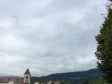 街の教会は見ものです。