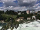 滝は期待以上の大迫力