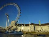 20時と言えどまだまだ明るいロンドンです