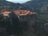 メテオラ 修道院