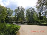 ジェラゾヴァ・ヴォーラのショパンの生家