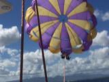 パラセーリング150M上空へ