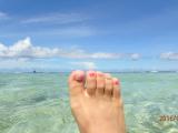 きれいな海!