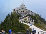 山荘の全景