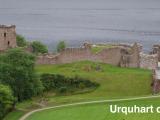 Urquhart 城遠景-行きたかったなー