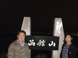 中国の方、台湾の方、タイの方々がいっぱい見えていました!
