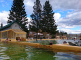 タキーニ温泉