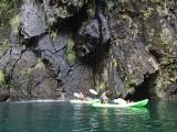 屋久島は岩の島であることが感じられます