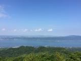 桜島展望台からの景色は絶景でした