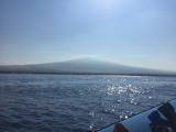 島の景色も綺麗にみえます