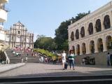 天主堂広場
