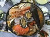 海鮮鍋!ほんっとおいしかったです(*'ω'*)