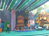 チンパンジーのショーが一番面白かった