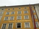 モーツァルトの生誕地