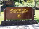 ダイアモンドヘッド入口