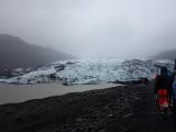 氷河です。