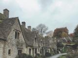 Bibury。一番小さい村ですがとても雰囲気がありました。