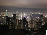 100万ドルの夜景です。本日は、少し曇りで、ガイドさんの説では90万ドルらしいです。