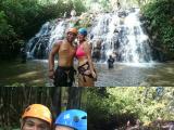 Waterfall Rapelling