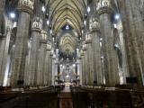 圧巻の大聖堂内部